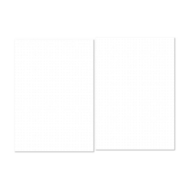 Dot grid graph paper