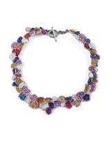 Colour Gems Necklace