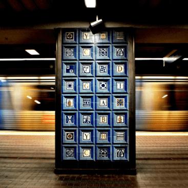 Colegio-Militar - Metro Station