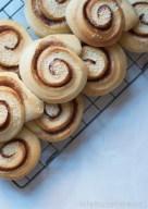 cinnamon buns recipe || cityhippyfarmgirl