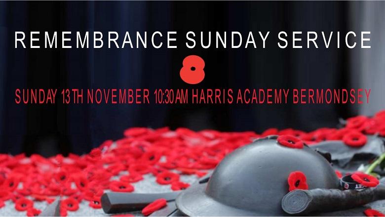 Remembrance Sunday Service City Hope Church