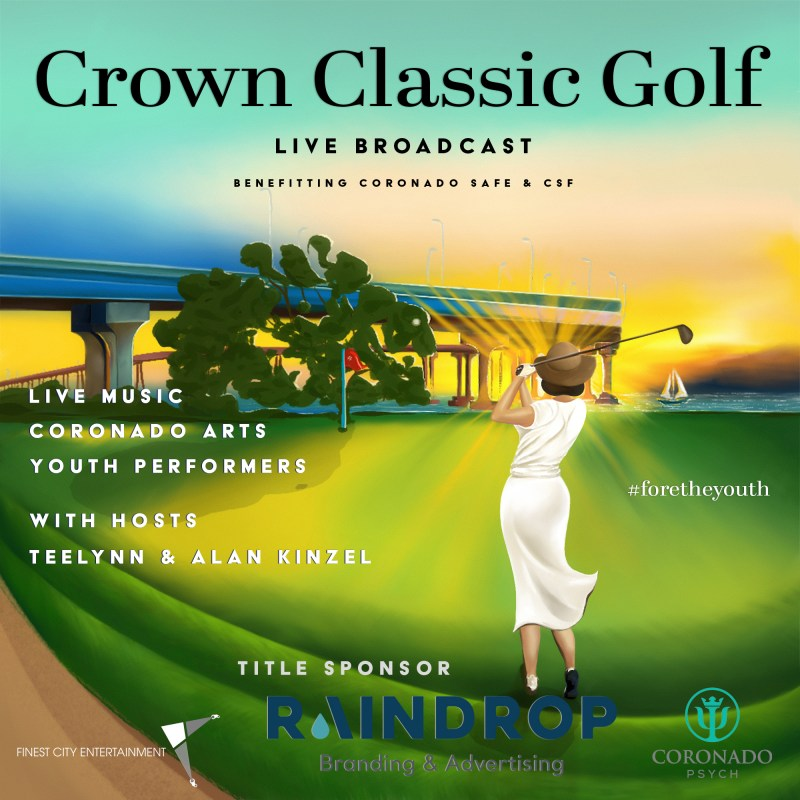 Crown Classic Golf Tournament Cover