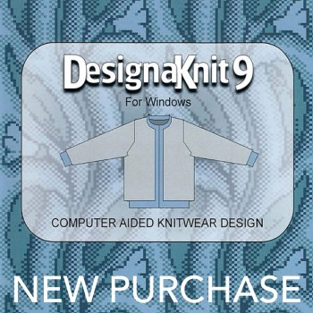 DesignaKnit 9 design software for Windows
