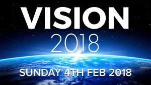Vision 2018 City Life Church
