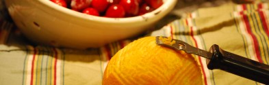 Canadian Cranberry Sauce: Slightly Citrus Cranberry Sauce (Recipe)