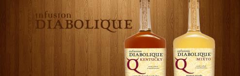 Infusion Diabolique:  Cocktails vs. Straight Up