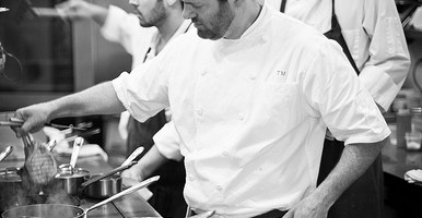 The Road Less Traveled III:  A Chat with Chefs Tony Maws and Carl Dooley of Craigie on Main