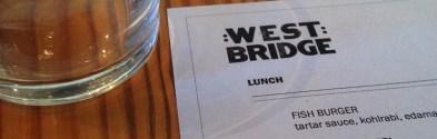 Lunch Meeting at West Bridge (Cambridge)