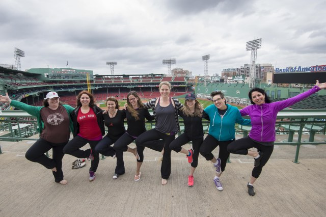 Photo courtesy of the Boston Red Sox.