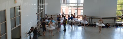 Boston Ballet's Swan Lake: From Studio to Stage