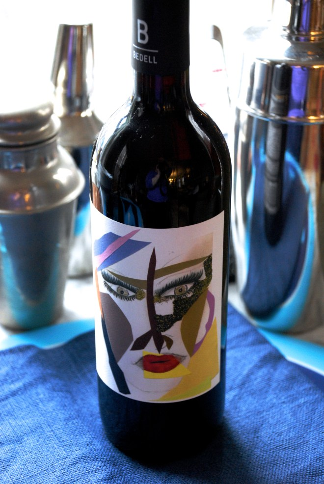 Bedell Cellars, a winery on the North Fork of Long Island, is releasing their new vintage of First Crush Red 2013, which features a limited edition label collaboration with artist and filmmaker, Mickalene Thomas.