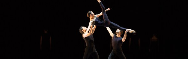 The Dab of Donizetti and Celebrations of Spring: Boston Ballet's Wings of Wax