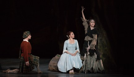 Timeless: Boston Ballet Dances Bournonville La Sylphide