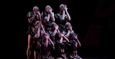 Classic Balanchine with Boston Ballet