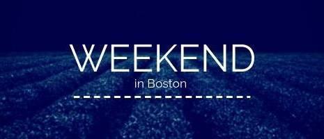 Procrastinator's Weekend Guide: Boston City Fun