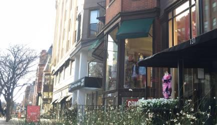 Newbury Street Must Shops