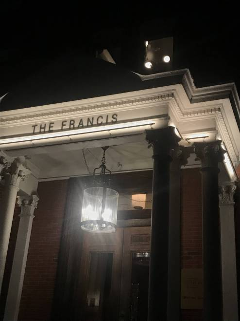 The Francis: Portland Maine