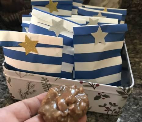 Holiday Treats: Gluten Free Pecan Pralines