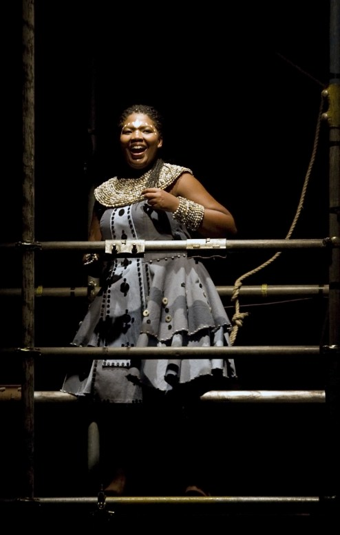 Opera Shift: Isango Ensemble's Magic Flute at Arts Emerson