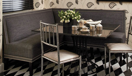 Residential Banquette Installations