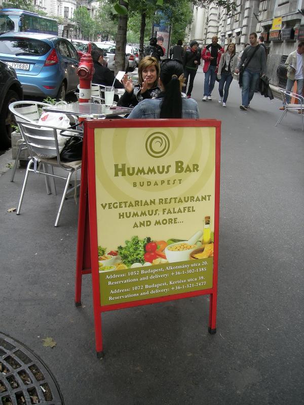 Budapest: Café Culture (6/6)
