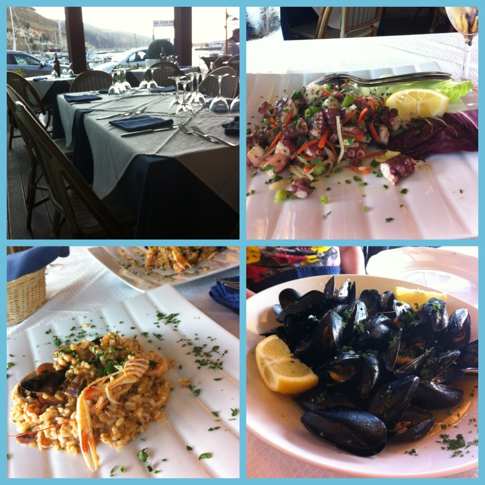 Memorable Meals in the Med (2/3)