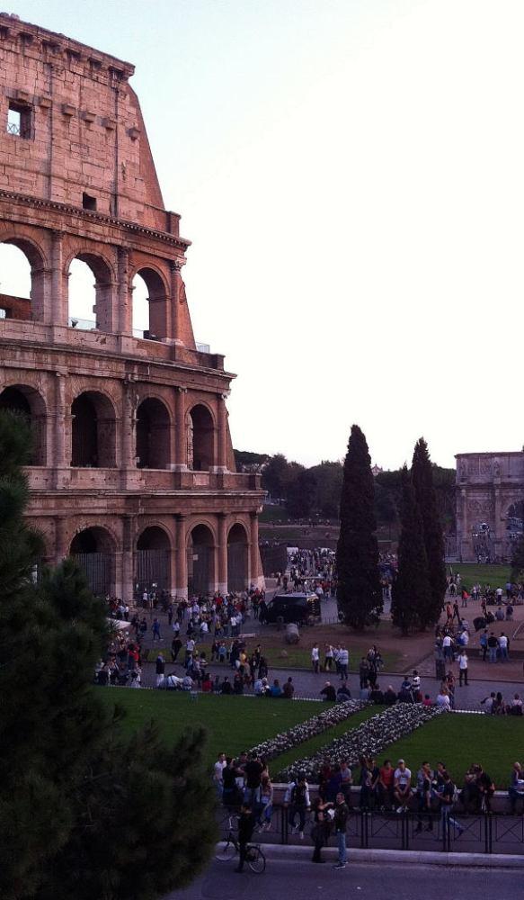 When in Rome (5/6)