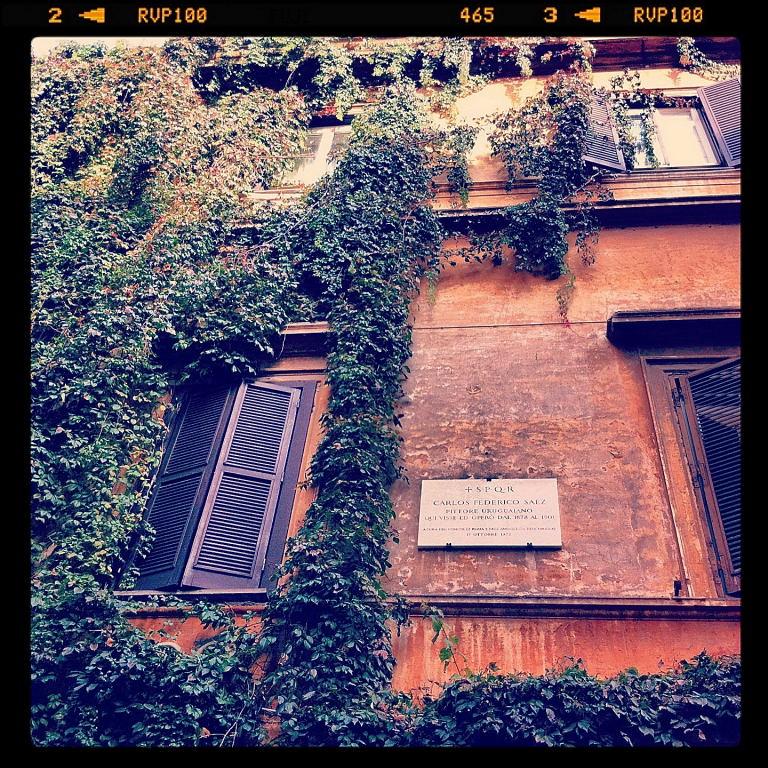 Via Margutta, Rome (2/5)