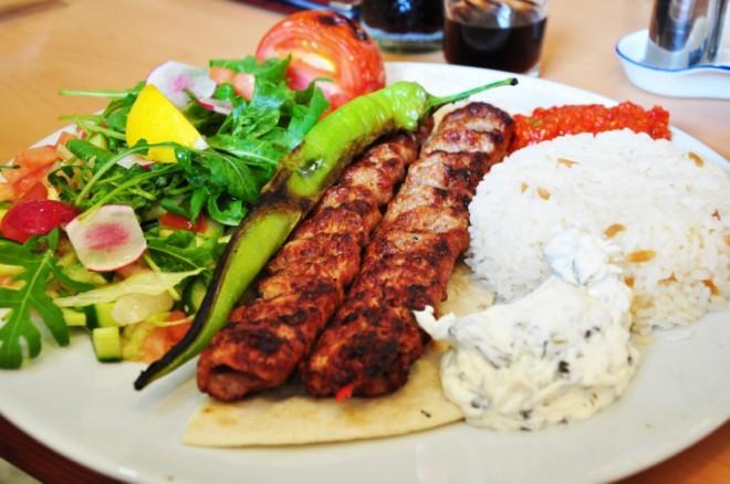 Tradicionalna turška hrana