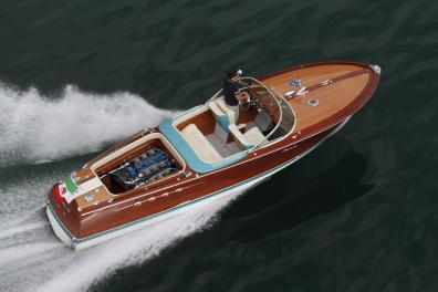 Riva Aquarama by Lamborghini