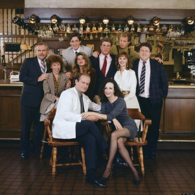 Cheers 1982-1993