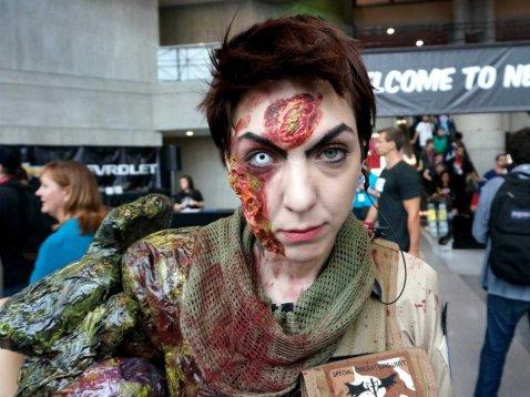 Noč čarovnic 2013 - Comic con