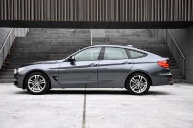 Pojavnost BMW 3 GT - je drugačna, od klasične serije 3.