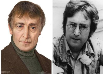 John Lennon - umrl leta 1980 pri 40-letih.