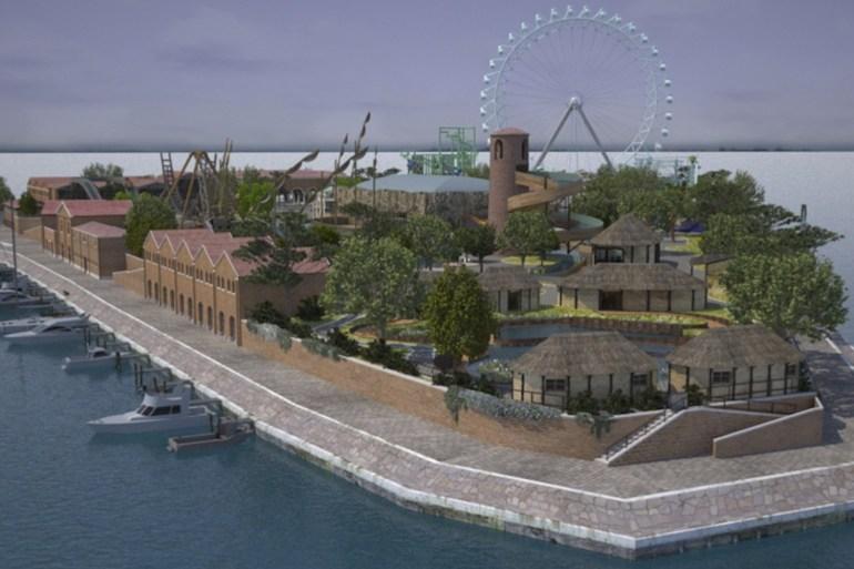 Benetke zabaviščni park