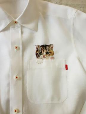 Mačja srajca