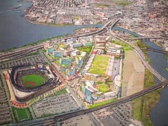 Zadnji projekt v vrsti je preureditev soseske Willets Point z 2490-timi novimi stanovanjskimi enotami, nakupovalnim centrom in zabaviščnim kompleksom. Vrednost? 3 milijarde dolarjev.