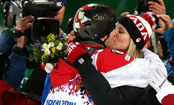 Aleksander Bilodeau in Sabrina Bizier.