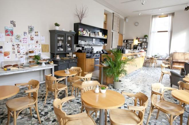 Privoščimo si kavo v Baziliki in pozabimo na svet okoli sebe. Foto: inyourpocket.com