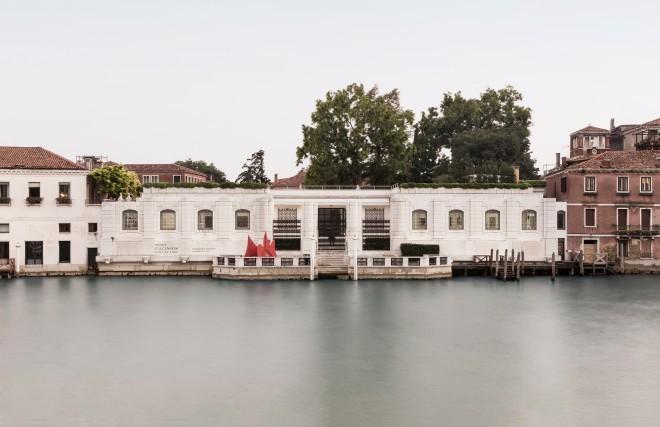 Muzej Guggenheim v Benetkah.