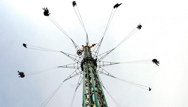 Najsrečnješa država na svetu je Danska. Obiščite Zabaviščni park Tivoli Gardens. Foto:  Edition Cnn