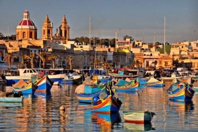 36. Marsaxlokk, Malta