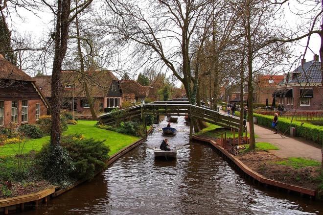 Giethoorn. Foto: Omg Cute Things