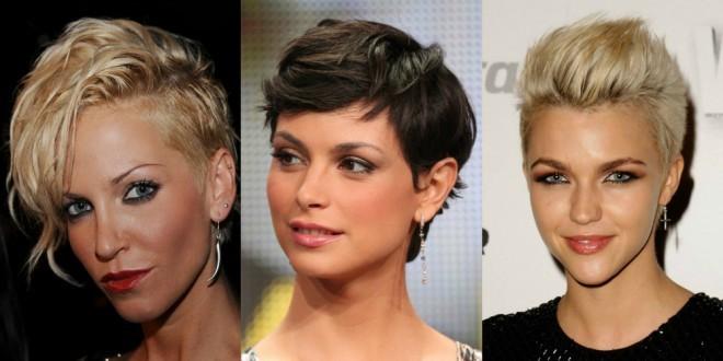 Vroči trend letošnje vroče sezone so kratke frizure.