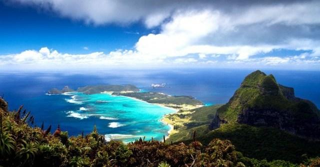 Otok Lorda Howea, Avstralija.
