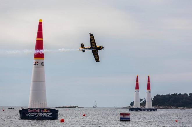 Red Bull Air Race - tokrat prvič v Rovinju
