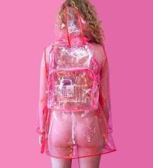 Rhode Island - Prepoved nošenja transparentnih oblačil.