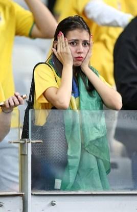 Brazil v Germany - Estadio Mineirao