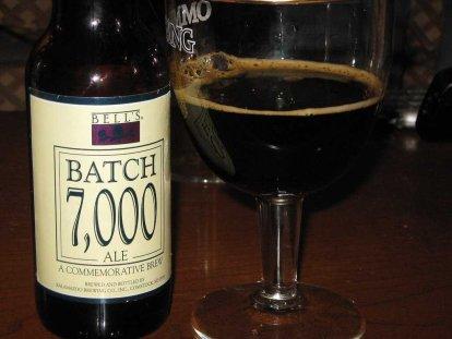 19. Bell's - Batch 7000 Ale. Temno pivo, naravnost iz zvezne države Michigan v ZDA. Ocena: 4.226/5