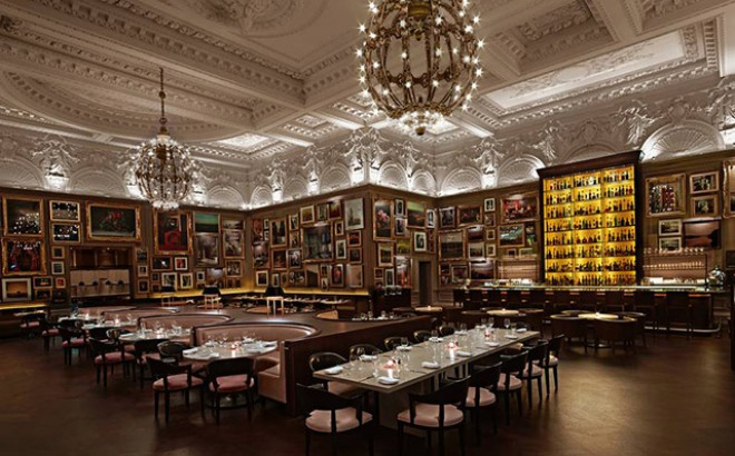 Berners Tavern and Punch Room
